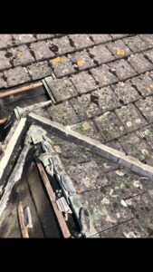Roofing Company Southampton Roof protection needed