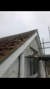 Roofing Company Southampton Roof moss killer worked it's magic